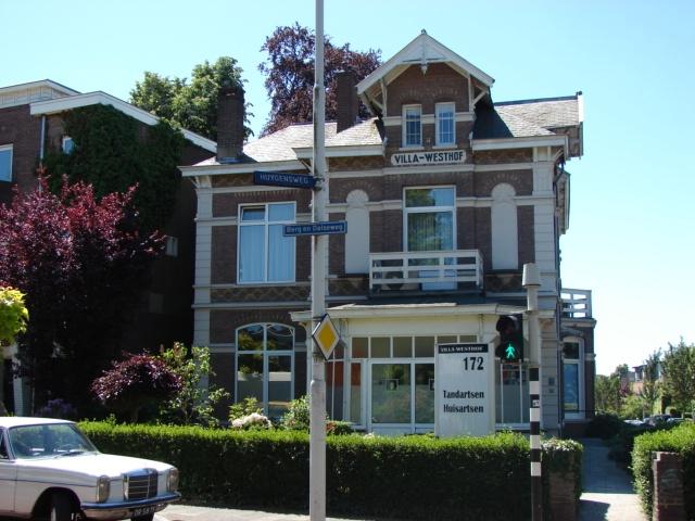 villa westhof pand